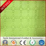 Малая искусственная кожа драпирования PVC кожи Faux Lychee