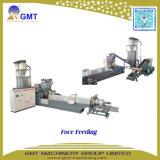 De plastiek Gerecycleerde Pelletiseermachine die van de Biomassa van pvc WPC Houten Machine maken