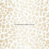 Rosen-Serie Pigment&Disperse des Leopard-100%Polyester druckte Gewebe für Bettwäsche-Set