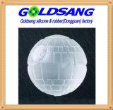 Molde de la bola de hielo del silicón de la estrella de la muerte