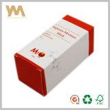 Cosméticos de papel de embalaje Máscara Cajas Superior de humedad