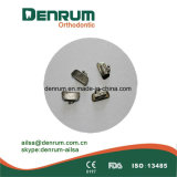 Bondable ortodontico di Denrum Edgewise/tubi orali di Roth/Mbt