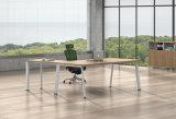 オフィス用家具の金属の鋼鉄オフィスのHt98-2の管理の机フレーム