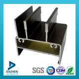 Gute Qualitätsfabrik-Verkaufs-Aluminiumstrangpresßling-Profil für Fenster-Rahmen