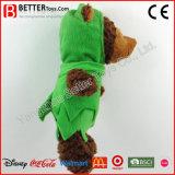 Brinquedo do Natal do urso do animal enchido