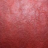 Couro do plutônio da alta qualidade para as sapatas ou os sacos (HTS024)