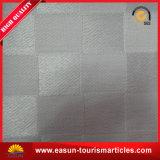 Tablecloth 100% da linha aérea de pano de tabela da planície do quadrado da qualidade do poliéster