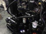 Aprire i gruppi elettrogeni diesel con il motore della Perkins e l'alternatore del Leroy Somer