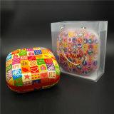 Boîte à pain carré; Étain de pain; Boîte cadeau en étain (S001-V13)