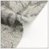 55%Polyester 15%Acrylic 30%Wool del tessuto di lana del fiore romantico