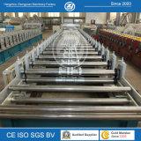 Aprobado CE Hojas de techo acristalado máquina formadora