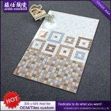 Telha cerâmica impermeável da parede da cozinha 300X600 & do banheiro de Foshan