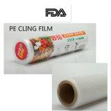Le meilleur PE frais de bonne qualité approuvé par le FDA s'attachent film avec la qualité japonaise, le meilleur PE frais de qualité