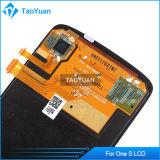 Ранг AAA IPS LCD на HTC одно s с агрегатом цифрователя