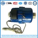 Mètre volumétrique d'activité de l'eau de piston rotatoire de la classe B