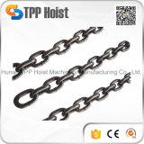 tige ronde à chaînes de maillons de chaîne du chargement G80 de 6mm/8mm/10mm