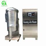 sistema del ozono 2kg para el tratamiento de aguas residuales municipal