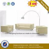 Modernes einfaches elegantes China-Spitzenkuh-Leder-Büro-Sofa (HX-CS050)