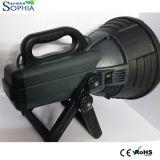 Torcia elettrica del LED X800 Shadowhawk con la batteria di 30W 11000mAh