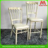 Цена Wholeslae алюминиевое Наполеон фабрики дешевое обедая стул