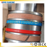 Elevador dobro do estacionamento do carro de borne da coluna 2
