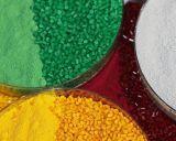 カラーABS/PP/PE/PetのためのプラスチックMasterbatchまたは微粒の価格