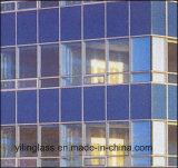 색깔과 패턴 Serigraph 유리