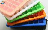 De Dehuan do dedo o gelo do silicone para fora molda moldes macios do gelo para o gelo resistente
