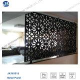 Divisorio dell'acciaio inossidabile e schermo piegante del metallo per il muro divisorio decorativo