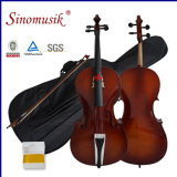 O melhor violoncelo do preço barato Handmade do violoncelo
