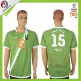 タイの品質は安くサッカーのユニフォーム、カスタマイズされたスポーツ・ウェアの元の昇華サッカージャージーを昇華させた
