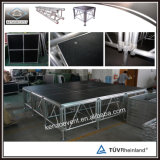 卸し売り調節可能な高さの段階装置