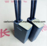 Balais de graphite d'approvisionnement pour l'équipement industriel et les composants LFC554