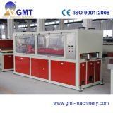 Protuberancia plástica de la producción del perfil compuesto plástico de madera que hace la máquina