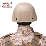 Capacete 2000 tático do exército da réplica de Mich com o capacete do frame da montagem de Nvg