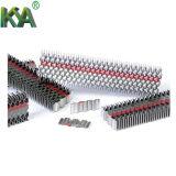 X dispositifs de fixation ondulés de série