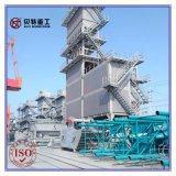 Hochleistungs--heiße Mischung 160 t-/hasphalt-Mischanlage mit Behälter-Formular-Voorratsbehälter