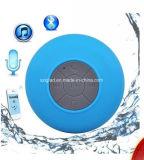 La succión de la prueba del agua da el altavoz sin hilos portable libre de Bluetooth