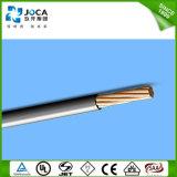 Câble cuivre électrique à un noyau d'A.W.G. Tw/Thw