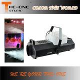 Efeito de cena DMX512 Control Smoke Fog Machine