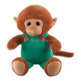 Prenda promocional Brinquedo fofo de pelúcia com roupas