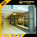 Revêtement décoratif de fléau de construction de Constructual d'acier inoxydable