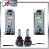Farol do diodo emissor de luz de H13 H4 para feixe elevado 9004 da motocicleta do carro o baixo farol do carro de 9007 diodos emissores de luz
