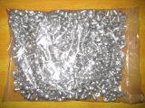 Remache de aluminio sólido, remache del crisol