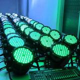 54X3w RGB 3 In1 LED im Freiennennwert kann beleuchten