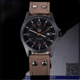 Yxl-549 Fashion Stainless Steel Case Brand Couple Lover Nylon Strap Relógios Nato Wrist Watch