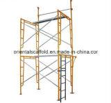 建物のための鉄骨フレームシステム足場
