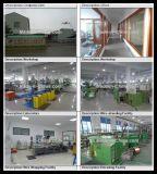 水証拠PVCは3つのピンコネクターの家庭電化製品が付いている中国の電源コードを絶縁した