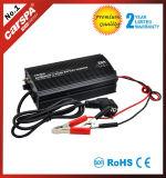 휴대용 12V 20A 3 단계 자동적인 배터리 충전기