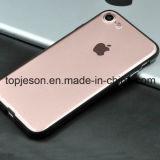 Het hete Verkopen het Buitensporige Geval van de Telefoon van TPU & van PC voor iPhone 7